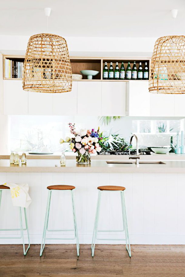 House Beautiful Kitchen | Cristina Cleveland | Bring It Home for Camille Styles