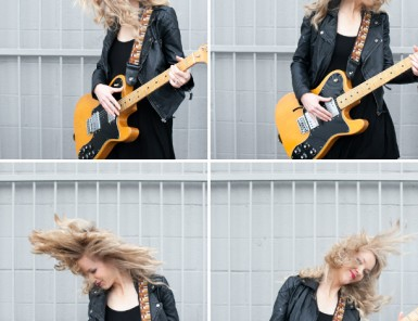 Rock Hair Tutorial | Lauren Larsen of Ume | photos by Kate Stafford for Camille Styles