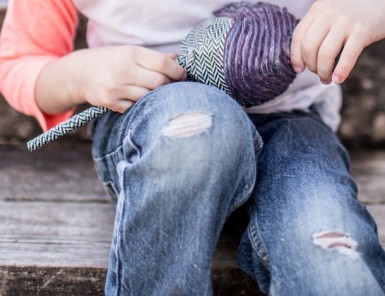 Making Maracas | Carrie Ryan for Camille Styles