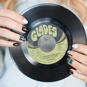 Nail Art Tutorial with Meghann Rosales | photos by Kate Stafford for Camille Styles