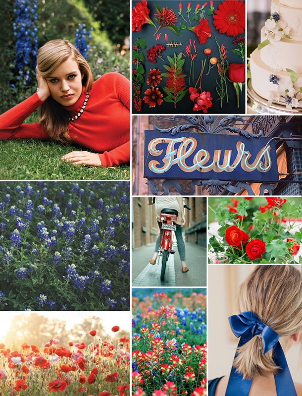 Texas Wildflowers Inspiration | Camille Styles