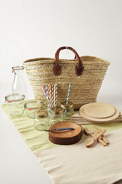 10 Best Picnic Baskets | Camille Styles