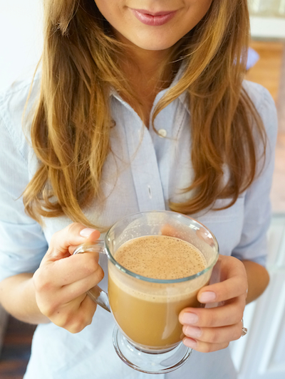 Butter Coffee Recipe | Camille Styles