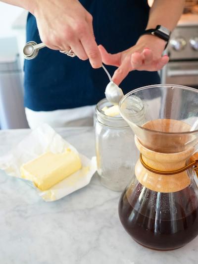 Butter bulletproof coffee recipe 4