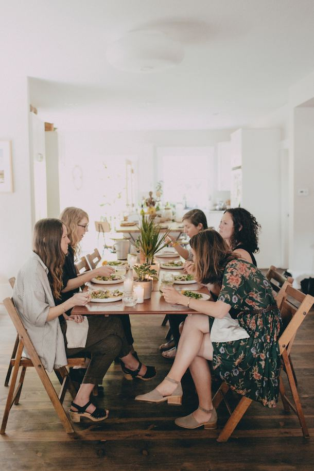 Entertaining With Currie Person | Photography by Chantal Anderson for Camille Styles