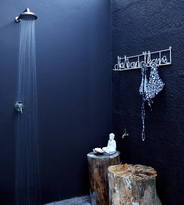 Warren Heath Outdoor Shower | Bring It Home | Camille Styles