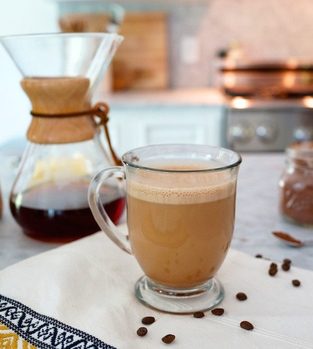 Butter Coffee Recipe   Camille Styles