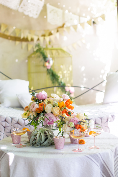 BHLDN Bridal Shower | Photography by The Nichols for Camille Styles
