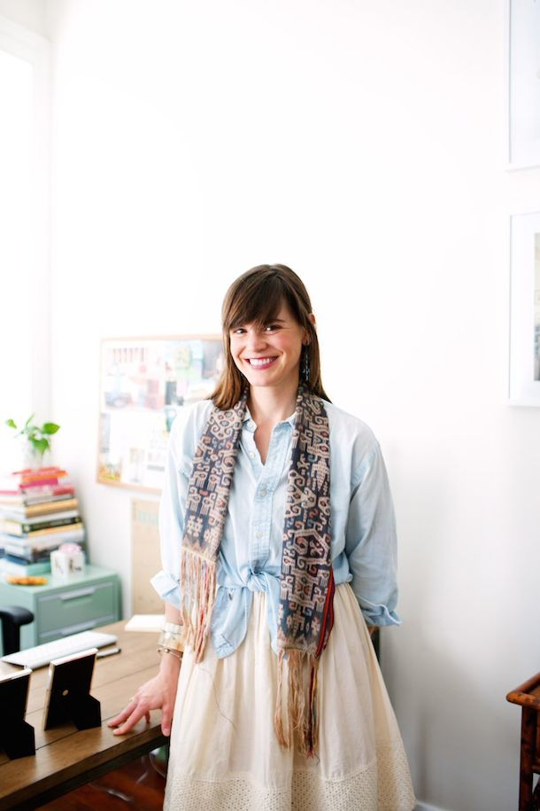 Dream Job Garden Guns Senior Editor Camille Styles