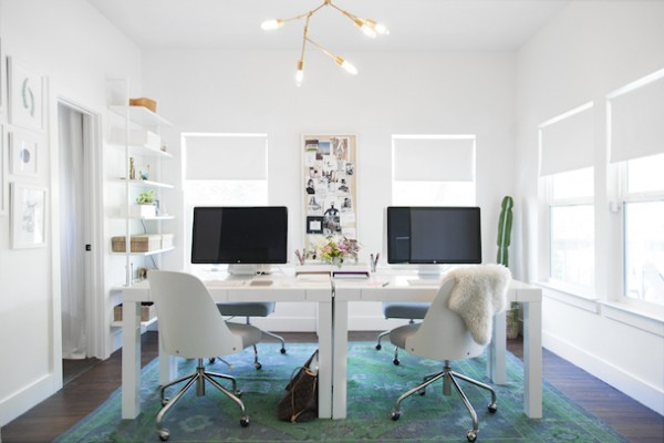 workspace camille styles studio office space photo by jessica pages office styles a91 styles