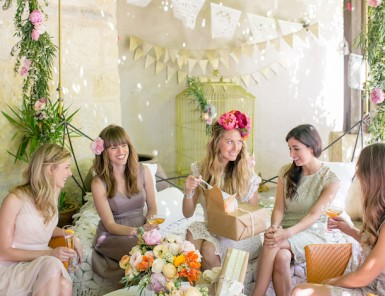 Desert Romance Bridal Shower | Photography by The Nichols for Camille Styles