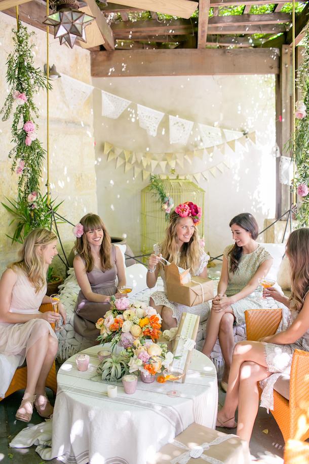Desert Romance Bridal Shower Camille Styles