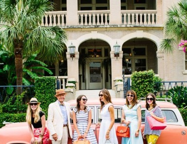 Kate Spade + Camille Styles | Photography by Wynn Myers