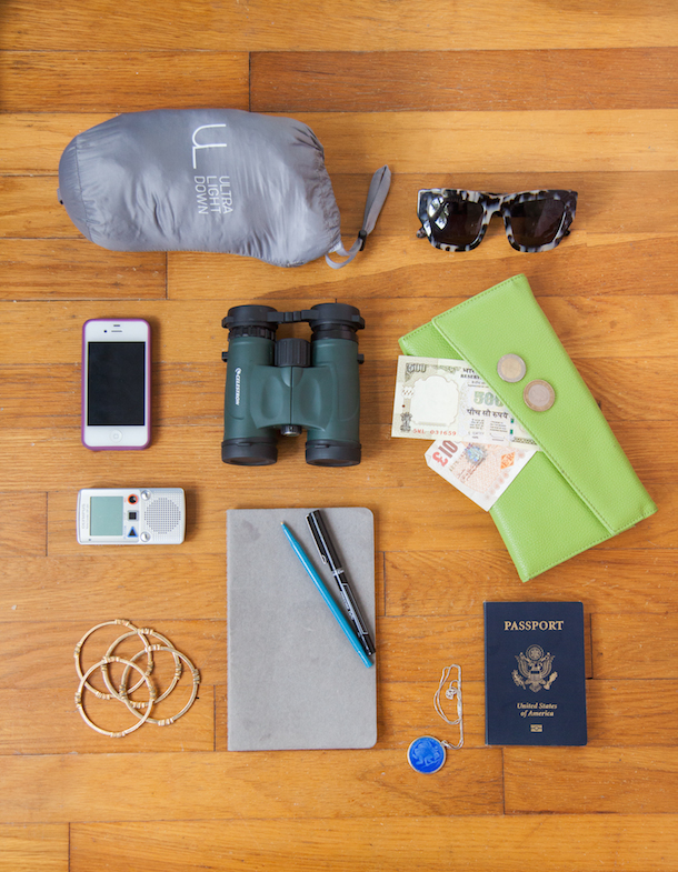Travel Essentials | Photo by Jessica Pages for Camille Styles