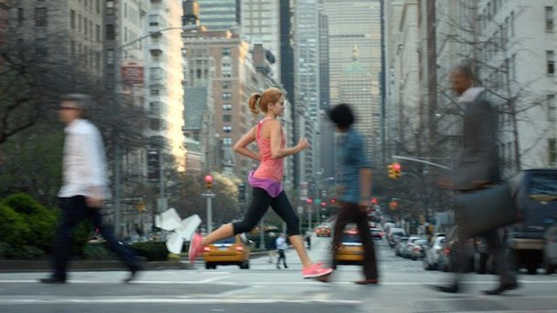 Nike Ad   Camille Styles