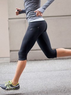 Running | Camille Styles via Lulu Lemon