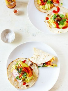Morning Meals :: Breakfast Tacos | Photography by Julia Garland for Camille Styles