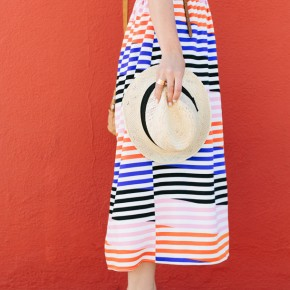 Stripes   Photography by Mary Costa for Camille Styles
