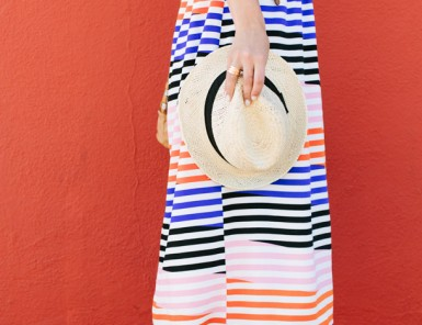 Stripes | Photography by Mary Costa for Camille Styles