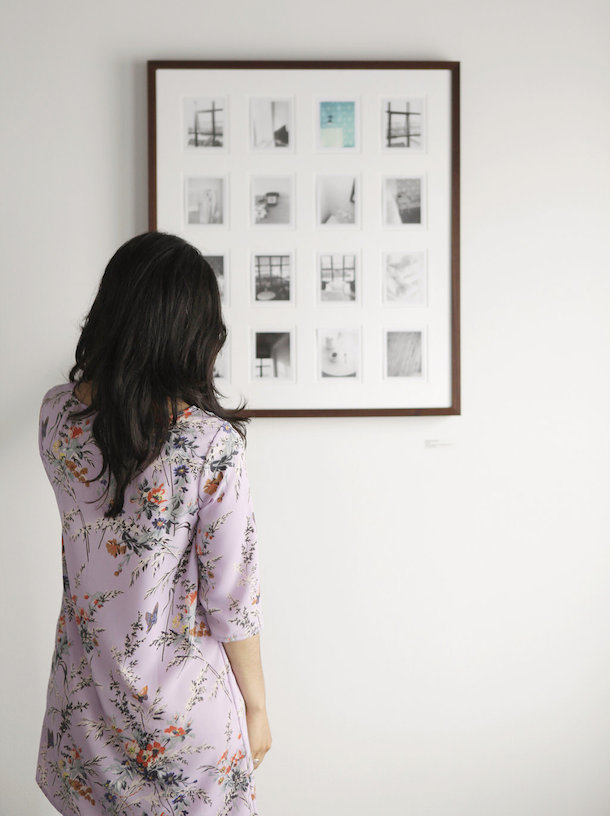 Kimia Kline, art curator for Wythe Hotel in Brooklyn