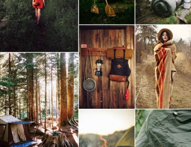 Summer Camping Inspiration | Camille Styles