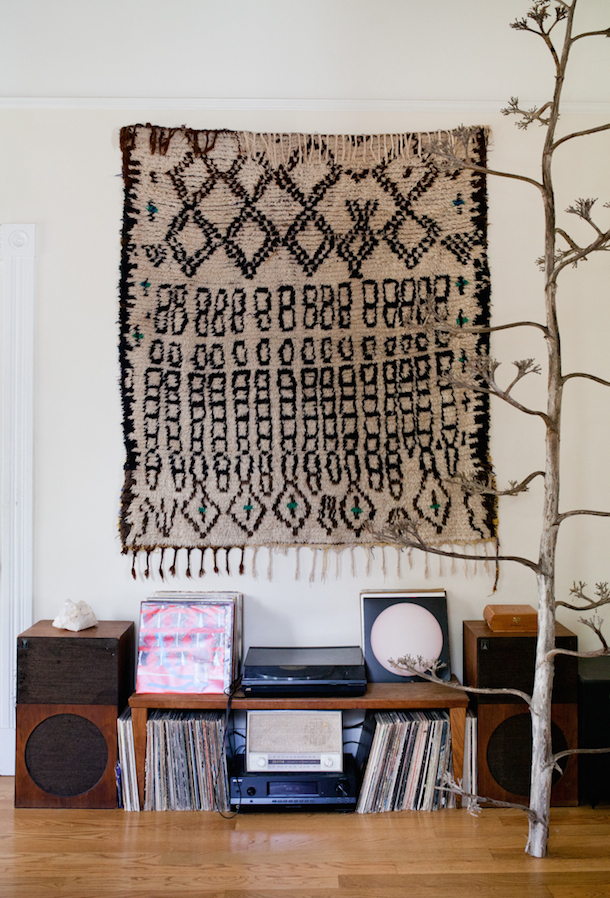 Souvenir Shop :: A Berber Rug | Camille Styles