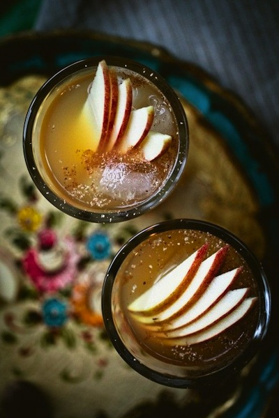 10 best apple cocktail recipes camille styles for Cocktail 9 mac
