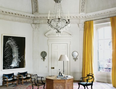 Rose Uniacke's London home | Camille Styles