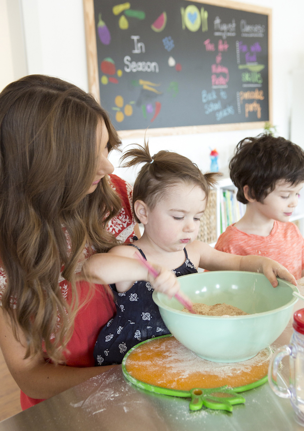 How to Cook with Your Kids, photos by Buff Strickland | Camille Styles