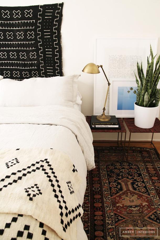 Amber Interiors Cali Cool Bedroom