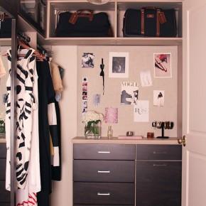 Inside the closet of Jennifer Rose Smith | Camille Styles