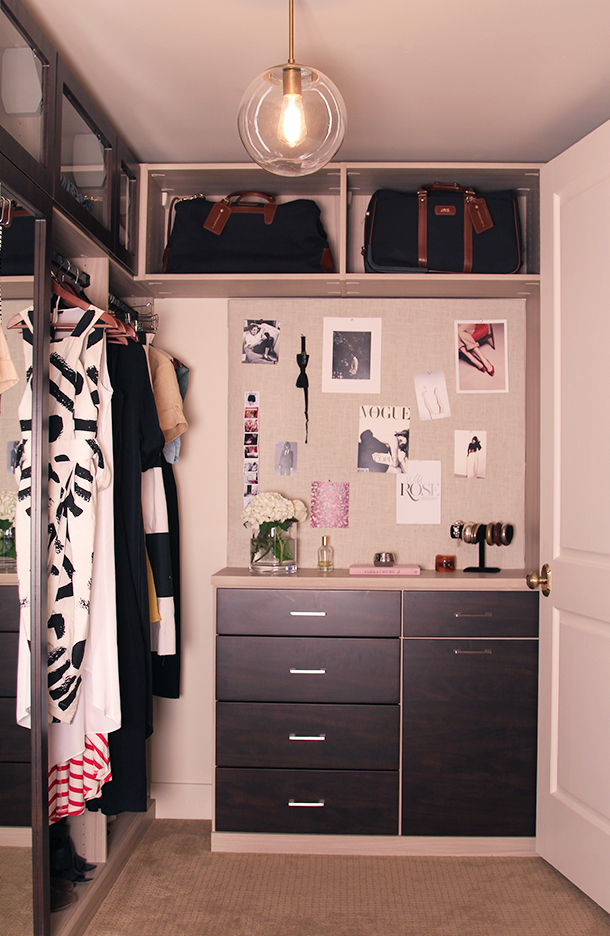 Inside the closet of Jennifer Rose Smith | Camille Styles