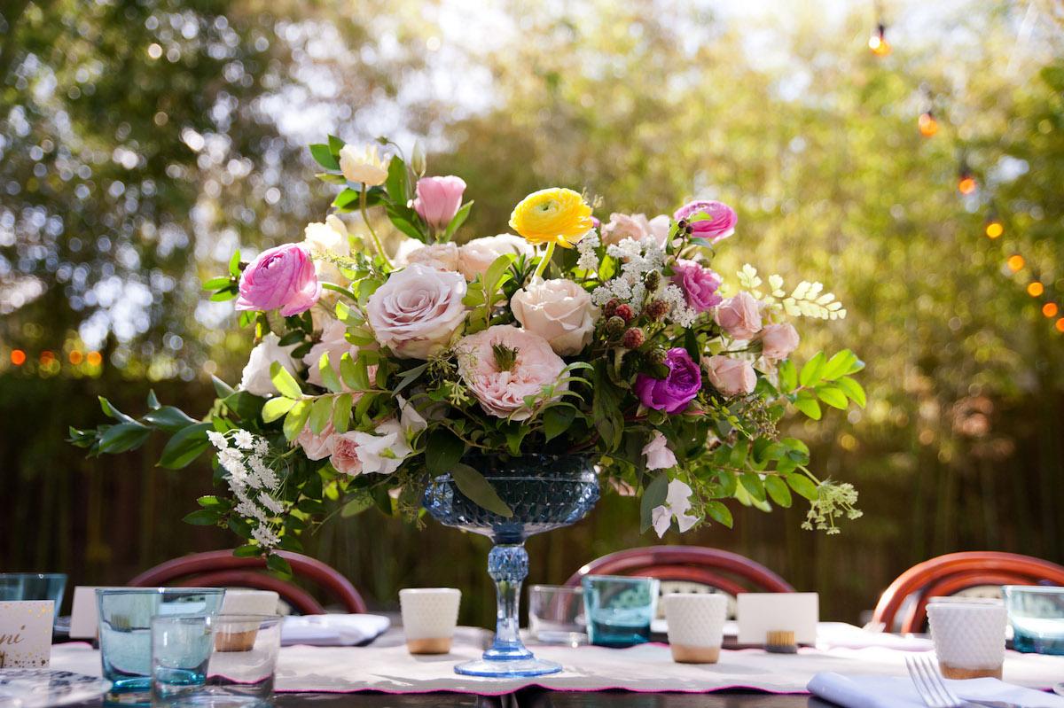 Gorgeous Floral Centerpiece