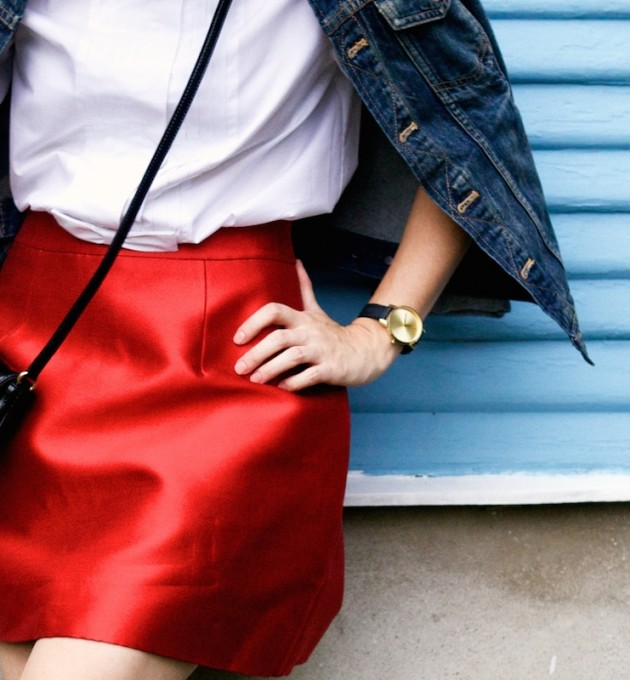 Double Take With Kate Spade | Photography by Kate LeSueur for Camille Styles
