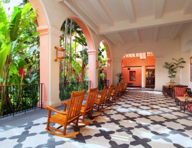 Royal Hawaiian-Coconut Lanai | Luxury Hawaii Hotels