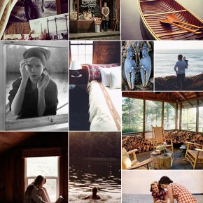 Indian Summer Inspiration Board | Camille Styles