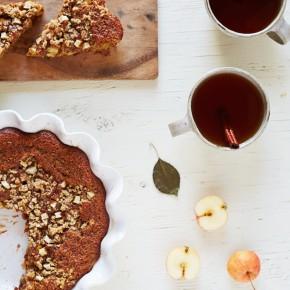 Apple Almond Breakfast Cake