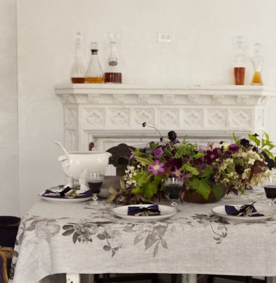 Fall Tabletop Ideas from Camille Styles Entertaining