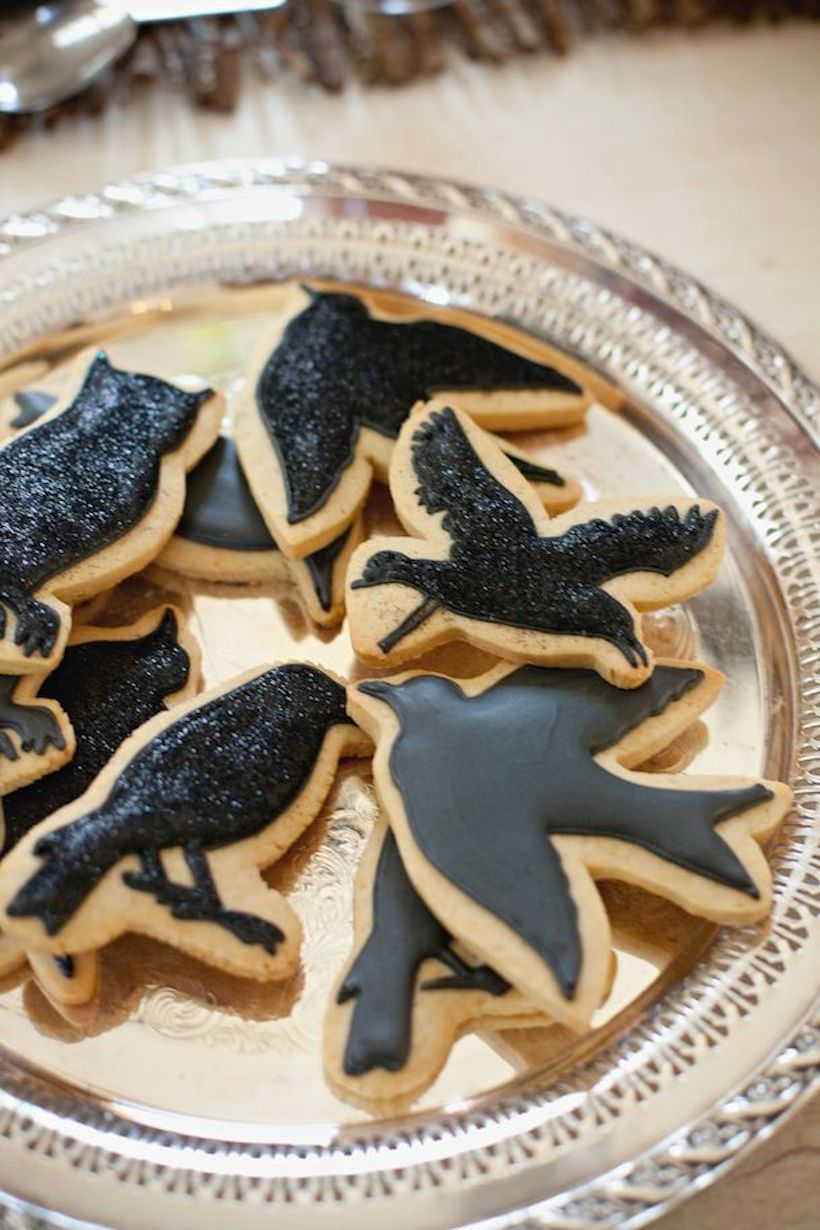 """""""The Birds"""" Cookies"""