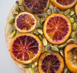 Candied Orange Cake Recipe