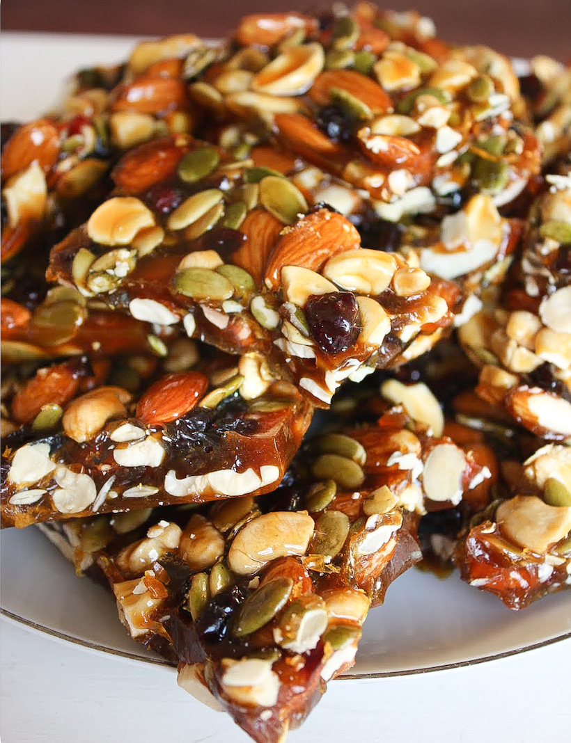 Almond Brittle   Best Christmas Cookie Recipes