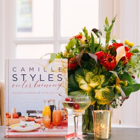 Camille Styles Entertaining Book Signings