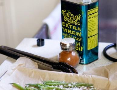 green bean appetizer