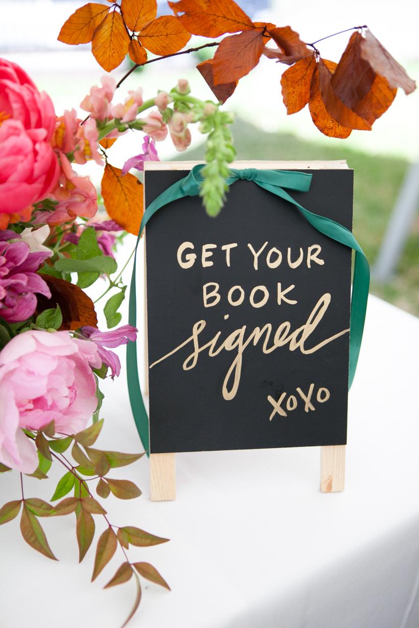 Book Signing & Brunch