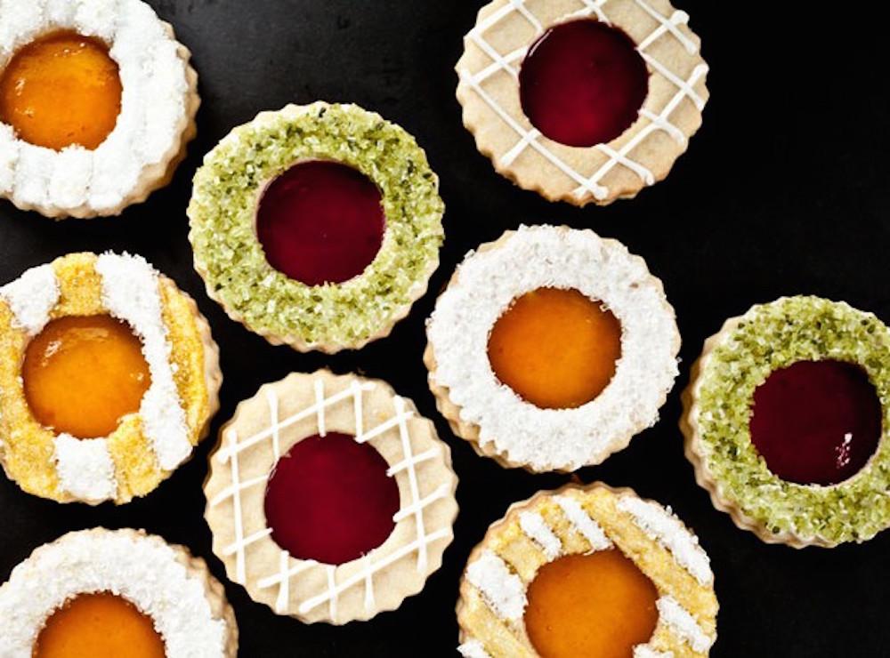 Tea Cake Sandwich Cookies Recipe — Dishmaps