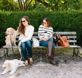 Besties | Alaina Kaczmarski and Danielle Moss