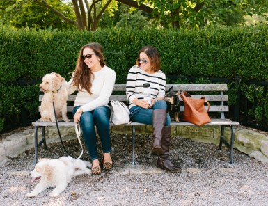 Besties   Alaina Kaczmarski and Danielle Moss