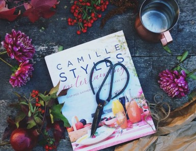 Camille Styles Entertaining Instagram Contest