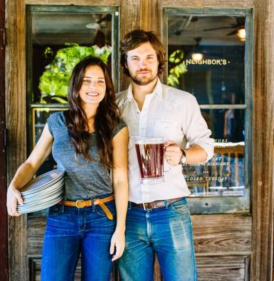 Chris and Katie Allcorn