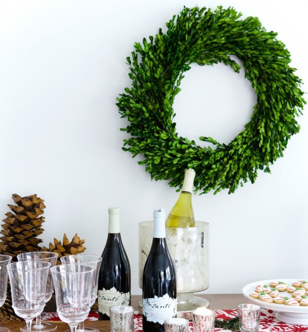 Holiday sweets and sips